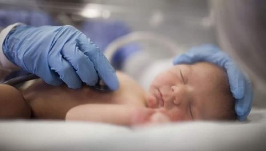 کاهش مرگ نوزادان