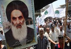 تاکید آیت الله سیستانی بر انتخاب نخست وزیر جدید عراق بدون دخالت خارجیها