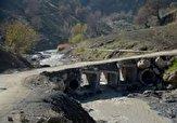 برقرای راه ارتباطی ۲ روستای شمال پلدختر