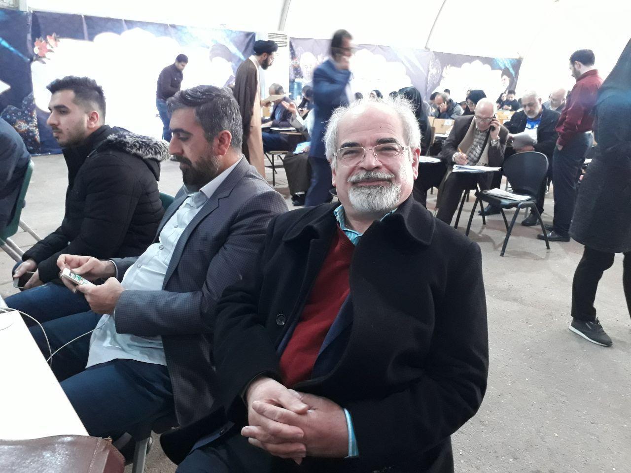 آغاز به کار ششمین روز حوزه انتخابیه تهران در مصلی امام خمینی (ره)