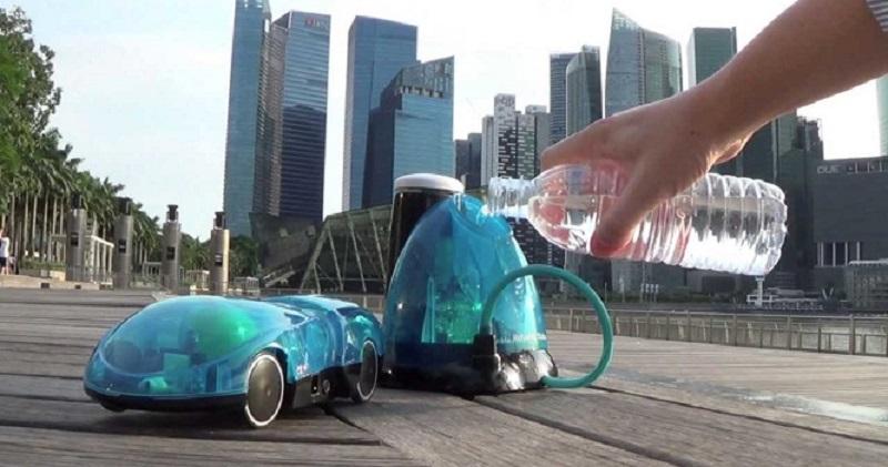 خودروی آب سوز
