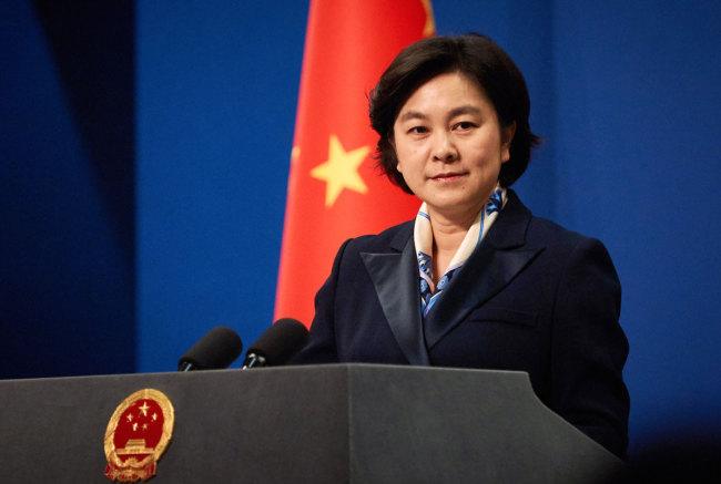 اقدام تلافی جویانه چین در قبال دیپلماتهای آمریکایی