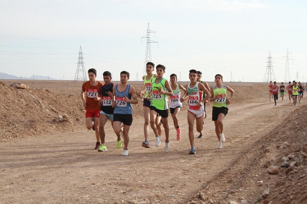 قهرمانی تیم دو صحرانوردی همدان در مسابقات جوانان کشور