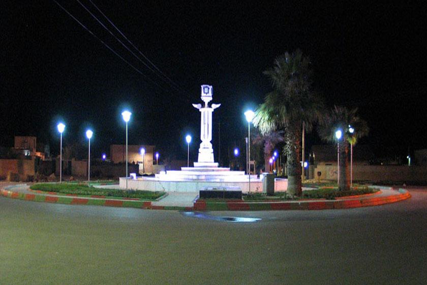تحول در حوزه مبلمان شهر مهران
