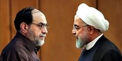 صحبتهای رئیس جهاد دانشگاهی درباره دعوای روحانی و رحیمپور ازغدی در جلسه شورای عالی انقلاب فرهنگی + فیلم