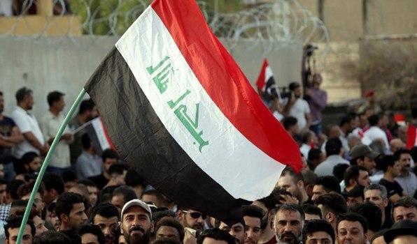 تظاهرات پرشور عراقیها در حمایت از مرجعیت دینی در بغداد+تصاویر