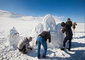 بازیهای بومی محلی زمستانی اردبیل را بشناسید