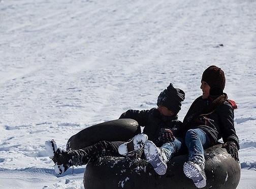 آشنایی با بازیهای بومی محلی زمستانی در اردبیل