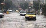 باشگاه خبرنگاران -فیلمی از آبگرفتگی خیابان های آبادان و خرمشهر در پی بارش باران