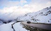 باشگاه خبرنگاران -برف بر ارتفاعات دهدز نشست
