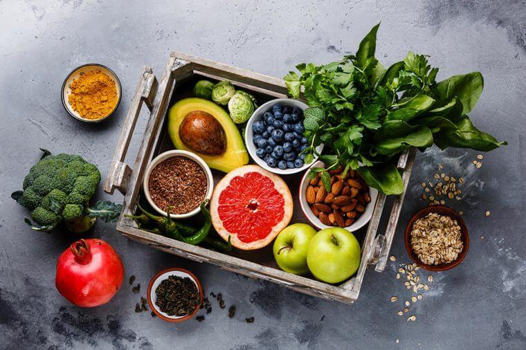 تاثیر ترکیبات میوه و سبزیجات برای جلوگیری از سرطان روده بزرگ////صادقی