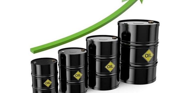 قیمت هربشکه نفت برنت به ۶۴ دلار و ۳۸ سنت رسید