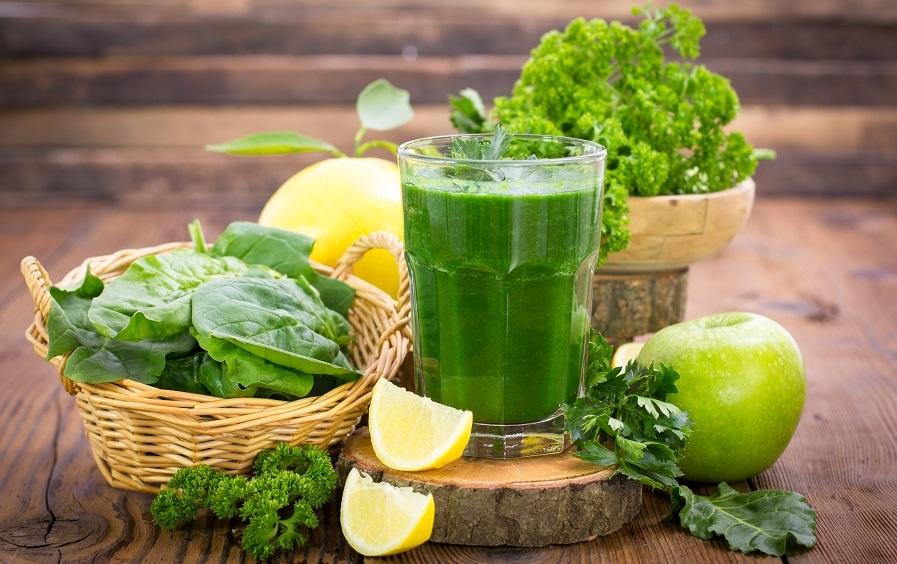 تاثیرات سبزیجات بر آلودگی