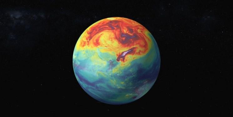 گرمایش زمین از نقشههای ۵۰ سال قبل مشخص بود//گلی