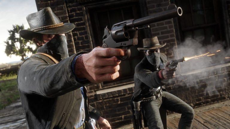 عرضه ناگهانی بازی Red Dead Redemption 2 در فروشگاه Valve