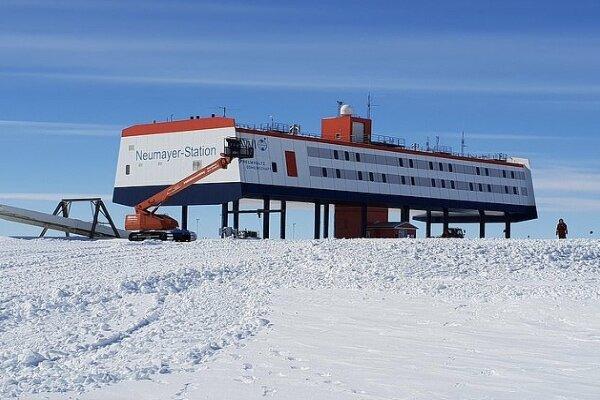 مغز دانشمندان در قطب جنوب کوچک شد///گلی