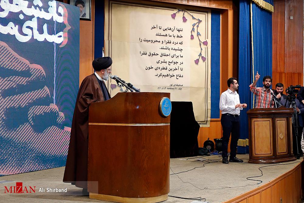 از هدیه دانشجویان به رئیس دستگاه قضا تا روایت رحیمپور از درگیریاش با رئیسجمهور
