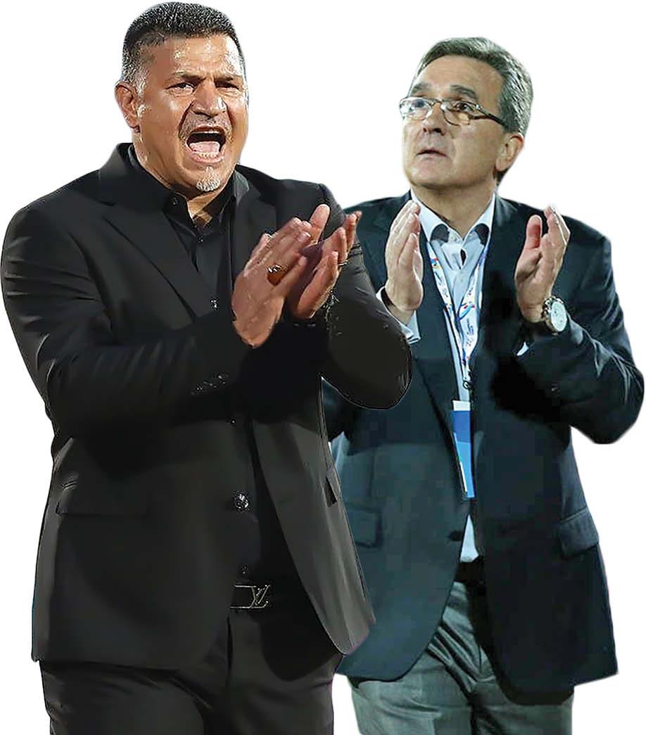 دایی و برانکو در لیست تراکتوریها!