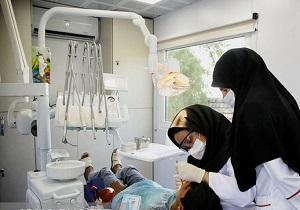 ارائه خدمات رایگان دندانپزشکی به اهالی منطقه موگویی