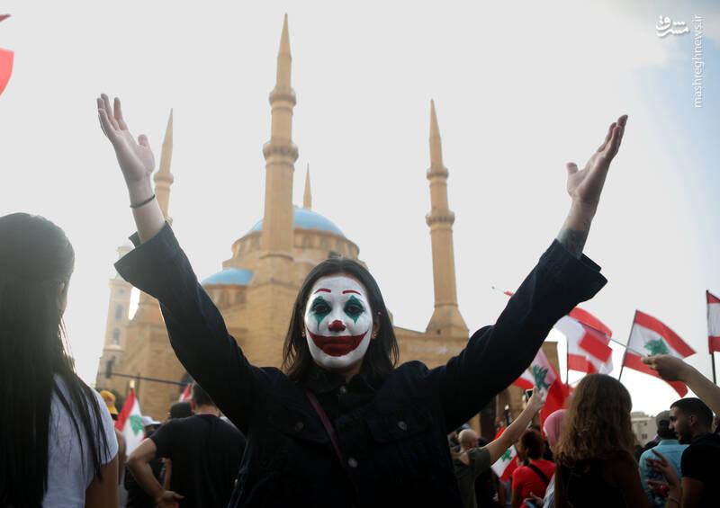 جوکر در اغتشاشات عراق