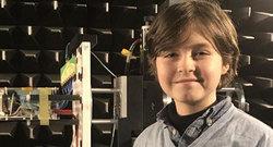پسربچه ۹ ساله ایرانی جوانترین دانشجوی پزشکی جهان/ دعوت دانشگاه نیویورک از نابغه کوچک ایرانی