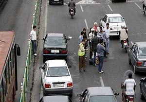 بیشترین عابر کشته شده در تهران/ بیش از ۴۰ درصد عابران کشته شده بالای ۶۰ سالند