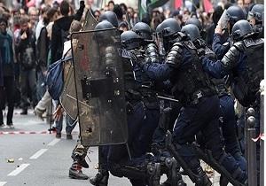 اعتراضات در فرانسه تا سهشنبه ادامه مییابد