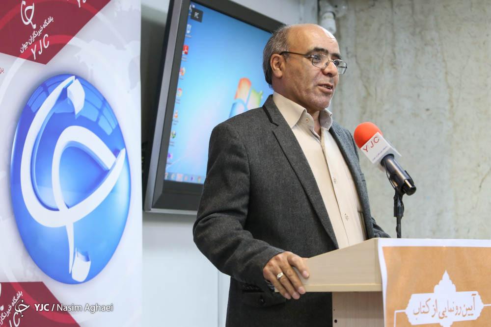 خبرنگار جنگ از نگارش کتابی درباره خبرنگاران خبر داد