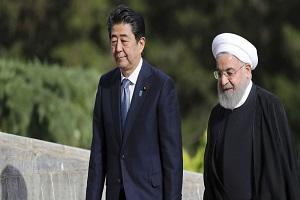 ژاپن تایمز: چراغ سبز آمریکا به ژاپن درباره سفر روحانی