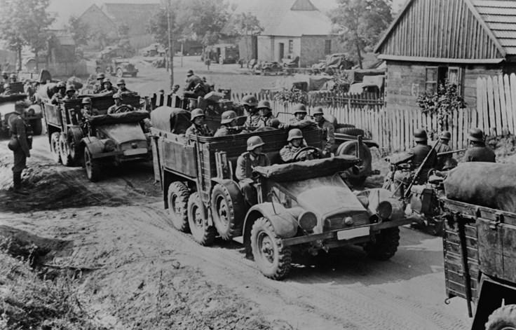 جنگ جهانی دوم + تصاویر