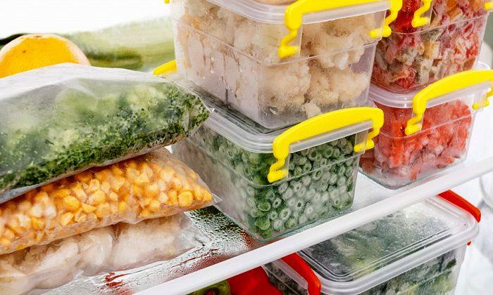 انواع محصولات غذایی منجمد و نیمه منجمد در فروشگاه ها چند قیمت است؟