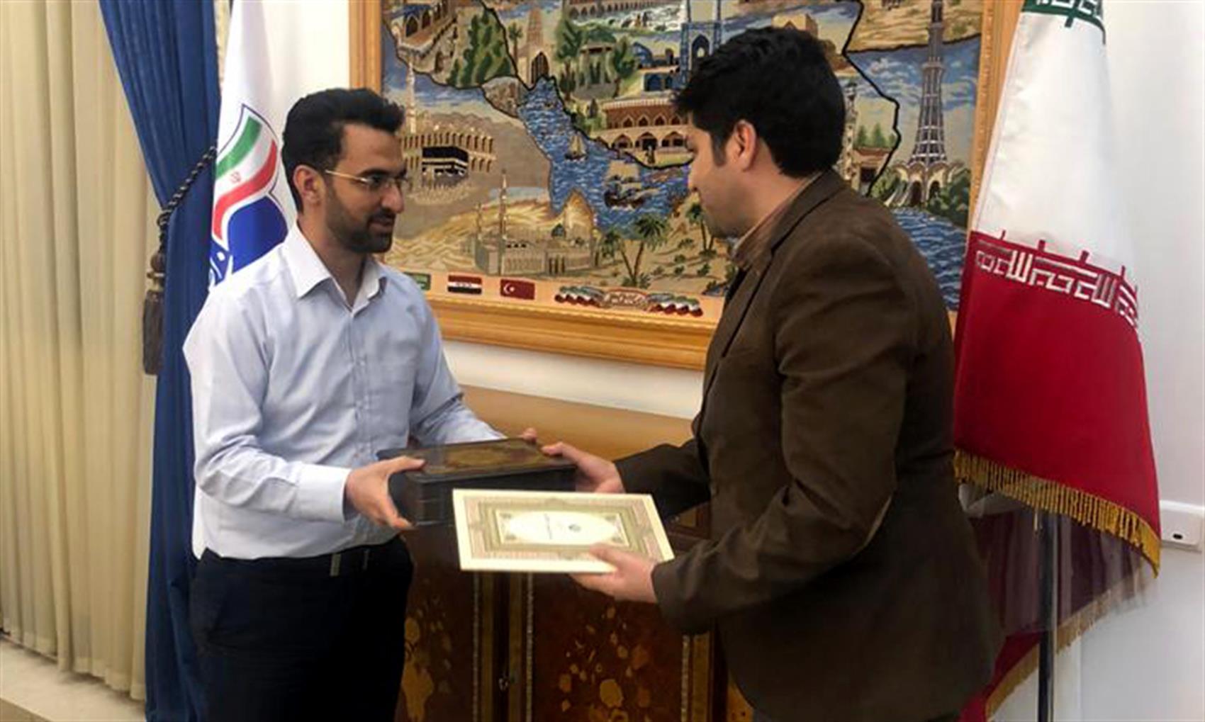 مصطفی بهی مدیرکل ارتباطات و فناوری اطلاعات خراسان جنوبی شد