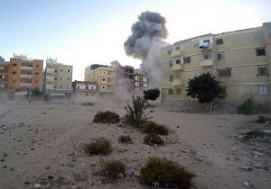 کشته شدن سرباز مصری بر اثر حمله تروریستی به سینا