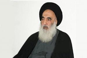 پیام آیت الله سیستانی خطاب به حسنی مبارک در خصوص میهن گرایی شیعیان منطقه+ عکس