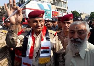 فرمانده عملیات بغداد برکنار شد