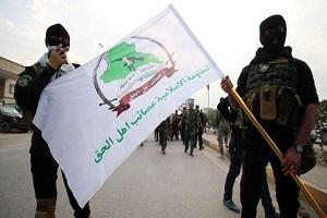 دبیرکل عصائب اهل حق: آمریکا و اسرائیل در ریخته شدن خون عراقیها دست دارند