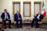 در دیدار معاون وزیر خارجه گرجستان با ظریف راههای گسترش همکاری طرفین بررسی شد