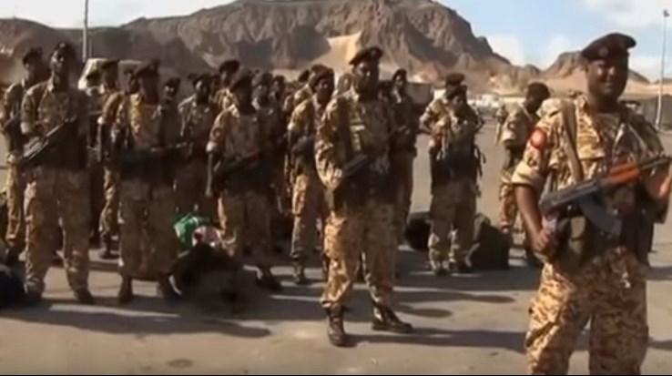 کاهش مزدوران سودانی عربستان در یمن