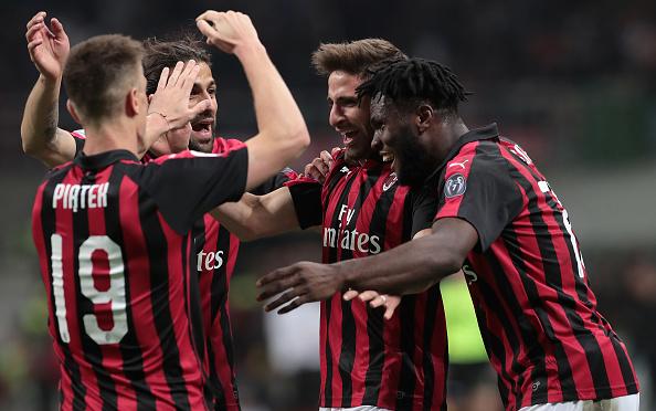 میلان ۳ - بولنیا ۲ / پیروزی ارزشمند و ارتقا جایگاه میلانیها