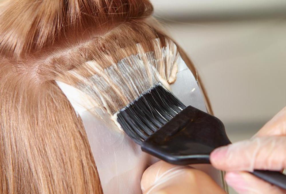 عوارض رنگ کردن مکرر مو