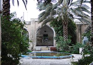 مرمت و بازسازی مدرسه خان جهرم