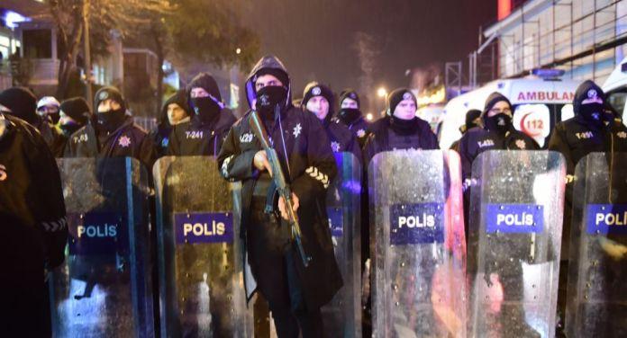 اخراج ۱۱ تبعه فرانسوی عضو داعش از ترکیه