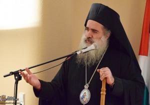 دفاع تمامقد سراسقف کلیسای رم ارتدوکس در قدس از حزبالله لبنان