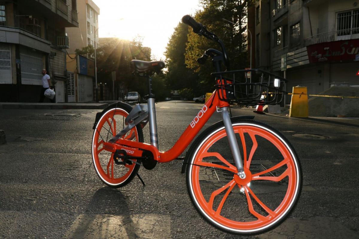 شکست مدیریت شهری در اجرای پویش دوچرخه های بیدود