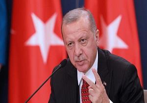 اردوغان خطاب به مکرون: چگونه میتوانی دین اسلام را به تروریستی بودن متهم کنی؟