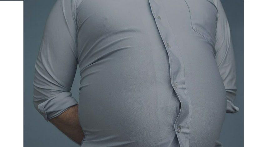 چاقی شکم