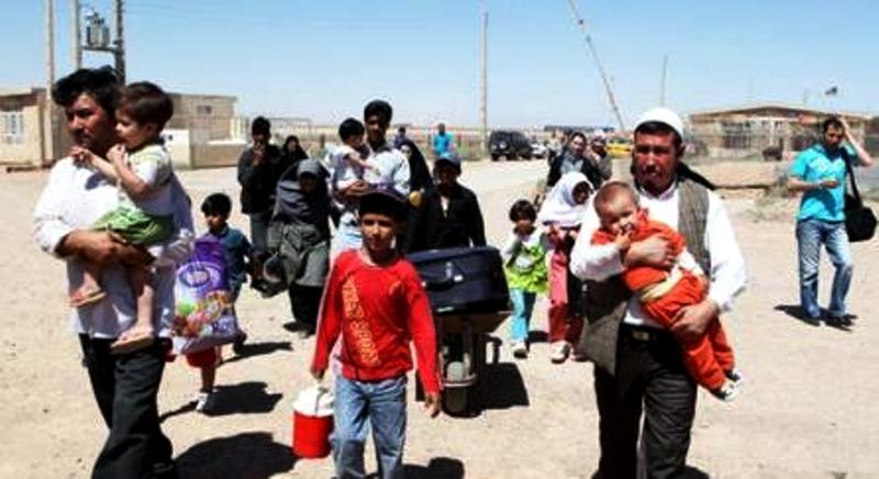بیش از یک و نیم میلیون پناهنده مجاز در کشور داریم