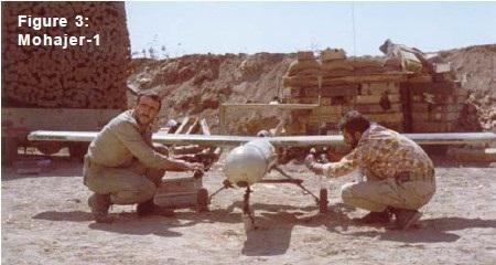 اولین پهپاد ایرانی