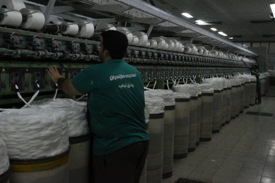 ایجاد ۷۰۰ شغل با احیای کارخانه نساجی قائمشهر
