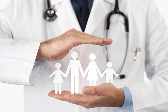 پوشش همگانی بیمه سلامت